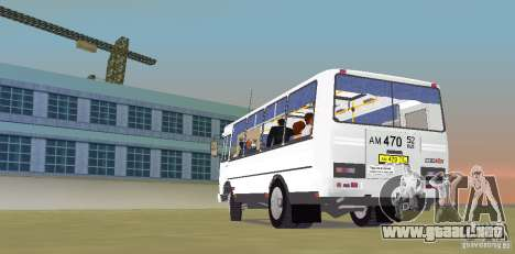 SURCO 32050R para GTA Vice City vista lateral izquierdo