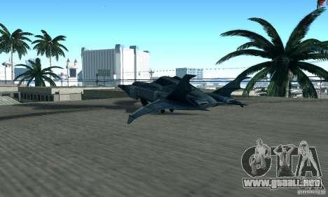 BatWing para la visión correcta GTA San Andreas