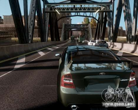 Traffic Load final para GTA 4 adelante de pantalla
