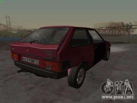 VAZ 21083i para GTA San Andreas