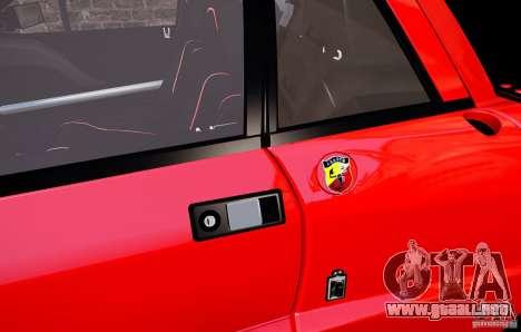 Lancia 037 Stradale para GTA 4 visión correcta
