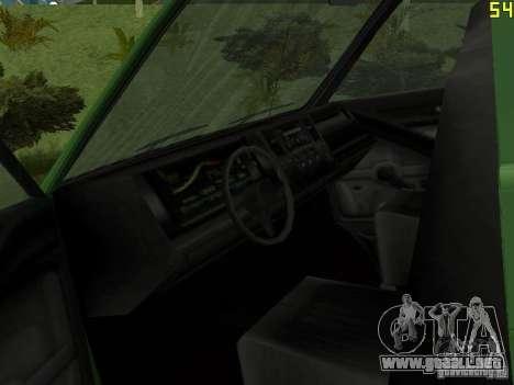 Burrito de GTA 4 para la visión correcta GTA San Andreas
