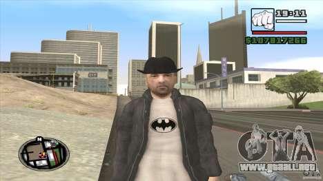 Asesino en serie para GTA San Andreas