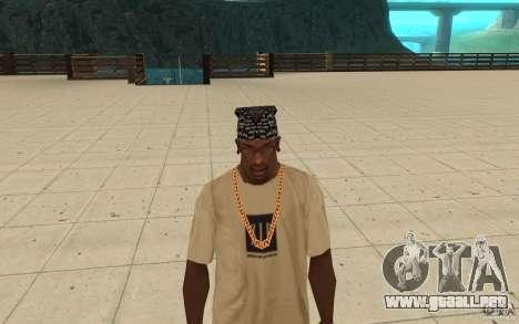 Bandana D12 para GTA San Andreas tercera pantalla