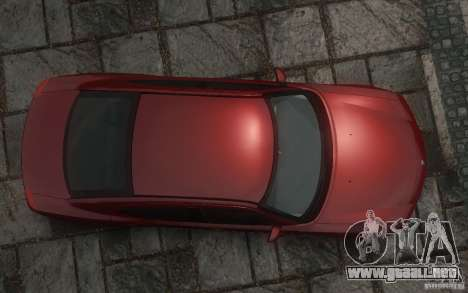 Dodge Charger RT Hemi 2008 para GTA 4 vista desde abajo