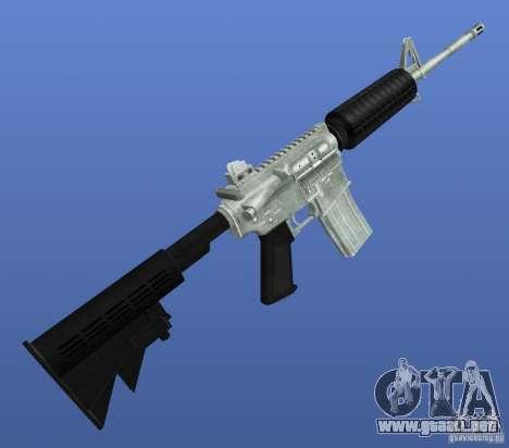 Mega Gun Pack (Chrom) para GTA 4 séptima pantalla