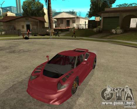 B-Engineering Edonis para GTA San Andreas