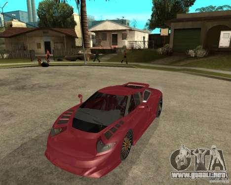 B-Engineering Edonis para GTA San Andreas