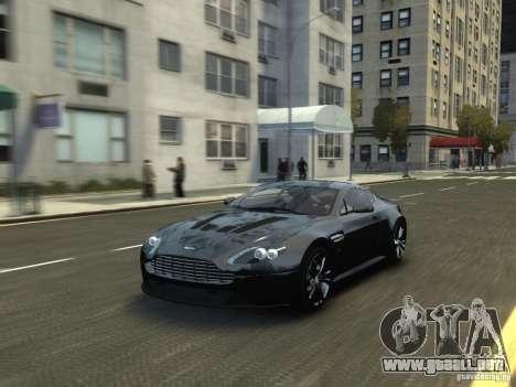 Aston Martin V12 Vantage 2010 V.2.0 para GTA 4 visión correcta