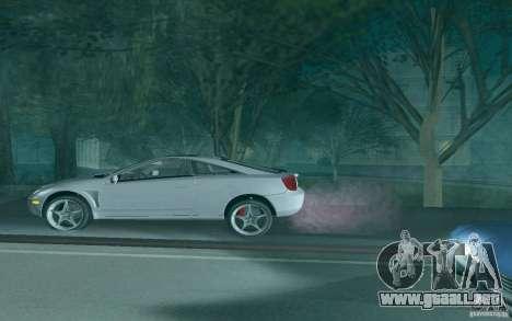 Toyota Celica para el motor de GTA San Andreas