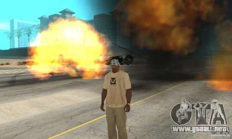 Gods_Anger (la ira de Dios) para GTA San Andreas tercera pantalla