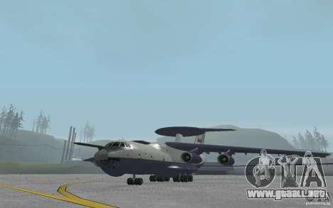 Berijew A-50 Mainstay para GTA San Andreas left
