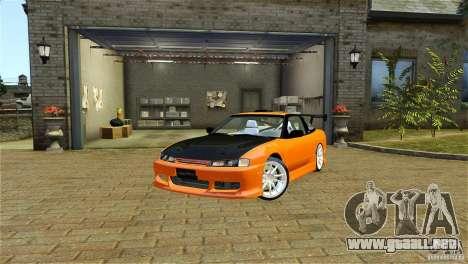 Nissan Sil1480 Drift Spec para GTA 4