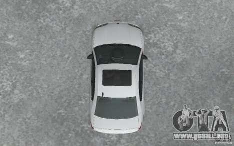Saturn Ion Quad Coupe para visión interna GTA San Andreas
