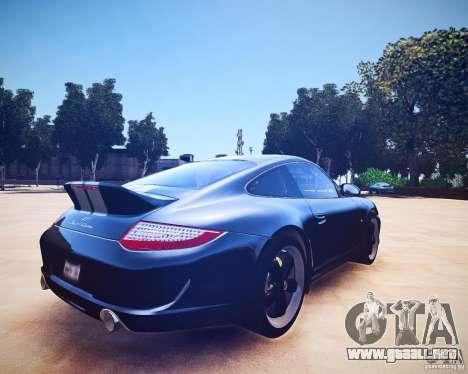 Porsche 911 Sport Classic 2011 v2.0 para GTA 4 visión correcta