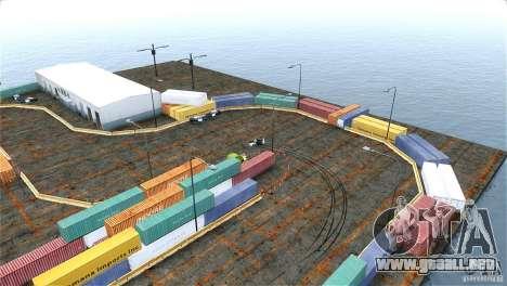 Blur Port Drift para GTA 4 tercera pantalla