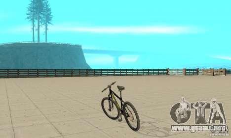 GT Dirtbike v.2 para GTA San Andreas left