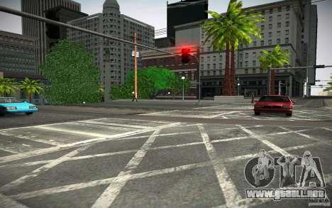 Carretera de HD (4 GTA SA) para GTA San Andreas sexta pantalla