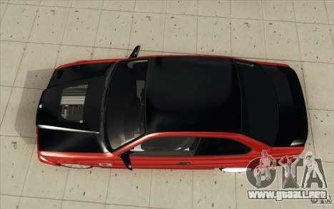 BMW Fan Drift Bolidas para la visión correcta GTA San Andreas