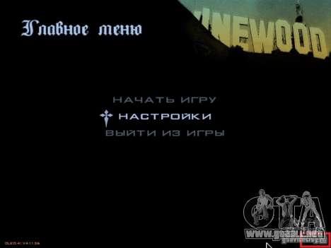 gta_sa.exe v.1.1 para GTA San Andreas segunda pantalla