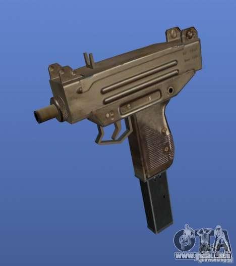 Weapon Textures para GTA 4
