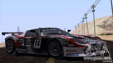 Ford GT Matech GT3 Series para el motor de GTA San Andreas