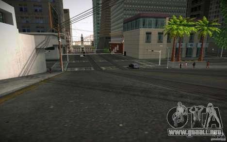Carretera de HD (4 GTA SA) para GTA San Andreas tercera pantalla