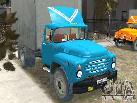 ZIL 130-431410 Final para GTA 4 visión correcta