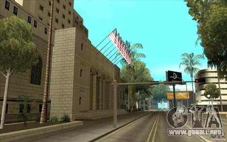 Textura mejorada del Ayuntamiento para GTA San Andreas segunda pantalla