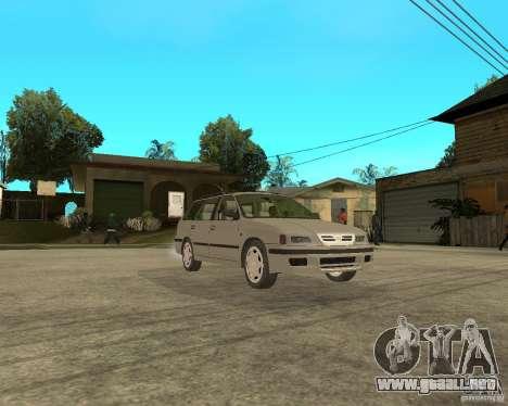 Nissan Primera Traveller P11 para la visión correcta GTA San Andreas