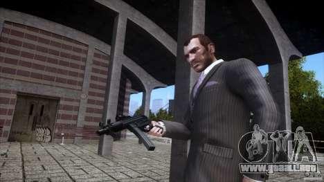 H&K MP5k para GTA 4