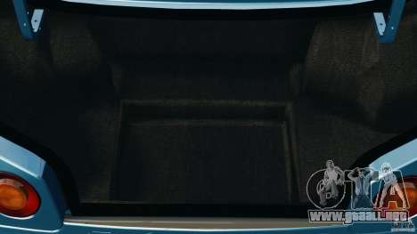 Nissan Skyline GT-R R34 2002 v1.0 para GTA 4 vista desde abajo