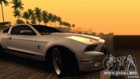 ENBSeries by dyu6 v2.0 para GTA San Andreas séptima pantalla