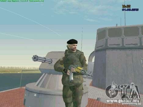 RF Marine para GTA San Andreas