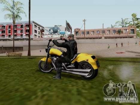 Vice City Freeway para GTA San Andreas left