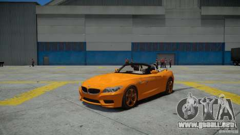 BMW Z4 sDrive 28is para GTA 4