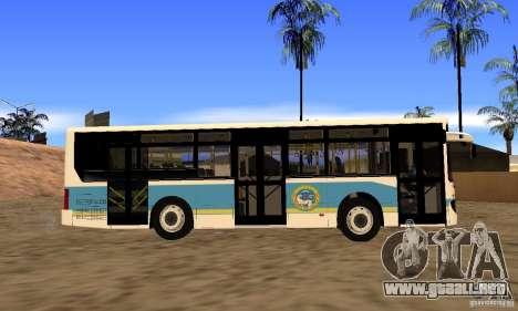 Daewoo Bus BC211MA Almaty para la visión correcta GTA San Andreas