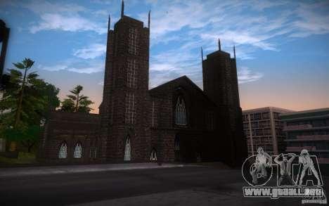 San Fierro Re-Textured para GTA San Andreas quinta pantalla