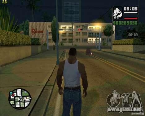 Dinamita para GTA San Andreas tercera pantalla