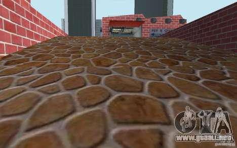 Nuevo concesionario Wang Cars para GTA San Andreas quinta pantalla