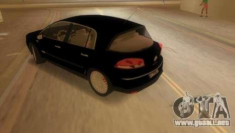 Renault Vel Satis para GTA Vice City left