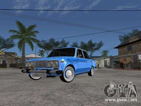 VAZ 2106 Retro V2 para GTA San Andreas