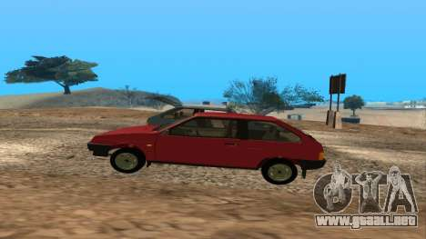 VAZ 2108 para el motor de GTA San Andreas