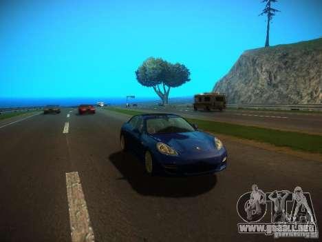 ENBSeries Realistic para GTA San Andreas octavo de pantalla