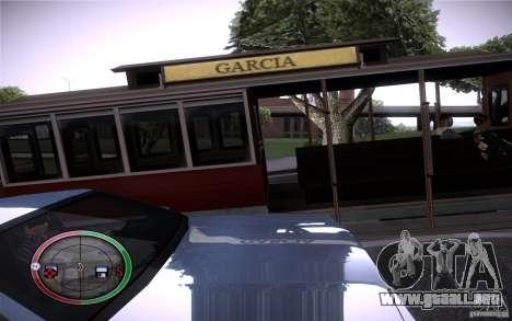 Clever Trams para GTA San Andreas tercera pantalla