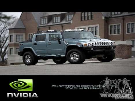 Nuevas pantallas de carga 2011 para GTA San Andreas segunda pantalla