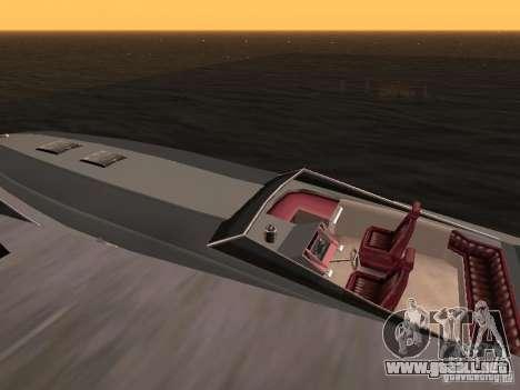 La base militar revivida en muelles v3.0 para GTA San Andreas sexta pantalla
