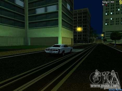 New Graph V2.0 for SA:MP para GTA San Andreas séptima pantalla