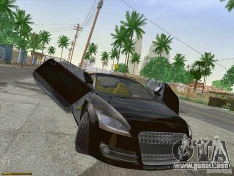 Audi TT Custom para GTA San Andreas left