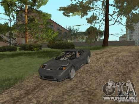 Chita de GTA 4 para visión interna GTA San Andreas